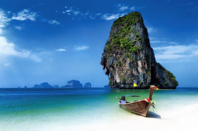 Resor till Thailand